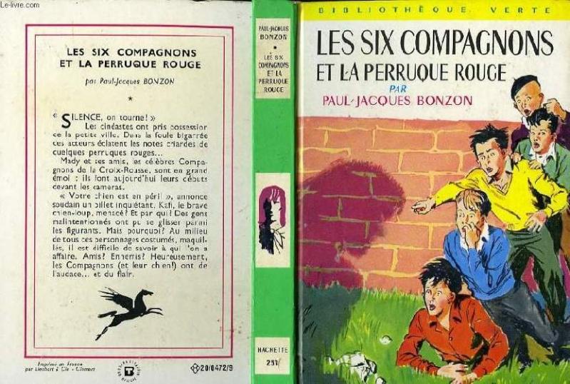 Les livres de la bibliothèque verte . - Page 11 Bb_ver16