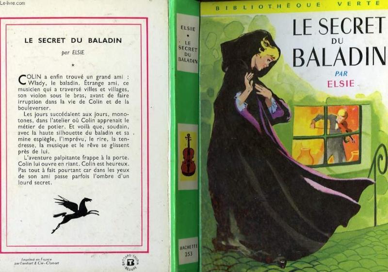 Les livres de la bibliothèque verte . - Page 11 Bb_ver17