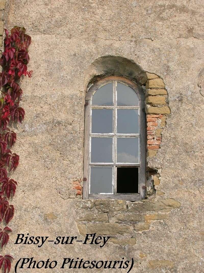 Des fenêtres d'hier et d'aujourd'hui. Bissy_10