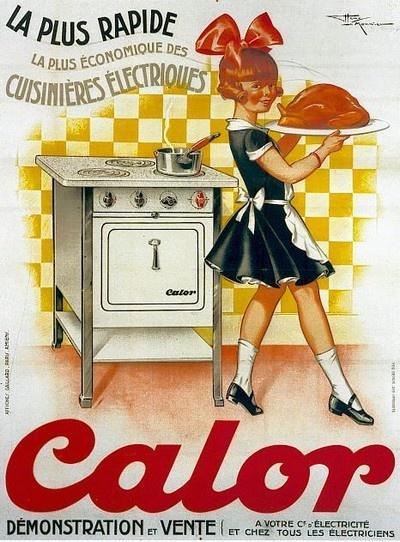 Les affiches du temps passé quand la pub s'appelait réclame .. - Page 37 Calor_10