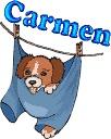 GIFS OU IMAGES AVEC TOUS LES PRENOMS DES MEMBRES DU FORUM...PSEUDO OU VRAI PRENOM - Page 34 Carmen14