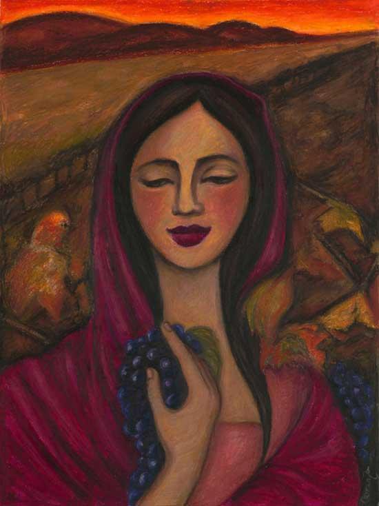 La  FEMME  dans  l' ART - Page 22 Carran10