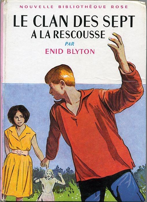 Les LIVRES de la Bibliothèque ROSE - Page 3 Clan_b10