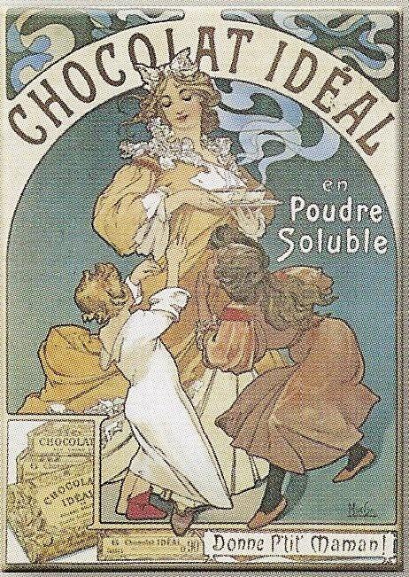 Les affiches du temps passé quand la pub s'appelait réclame .. - Page 39 Ff_cho10