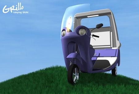Basé sur l'ordre alphabétique, des noms de voitures, camions, dragsters, vélos, motos, tracteurs, bref tout ce qui roule !... - Page 7 Grillo10