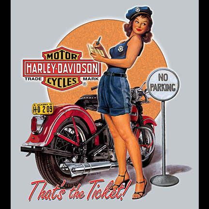 Basé sur l'ordre alphabétique, des noms de voitures, camions, dragsters, vélos, motos, tracteurs, bref tout ce qui roule !... - Page 5 Harley11