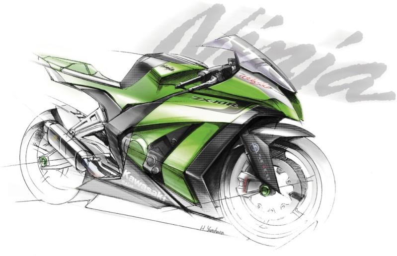 Basé sur l'ordre alphabétique, des noms de voitures, camions, dragsters, vélos, motos, tracteurs, bref tout ce qui roule !... - Page 4 Kawasa11