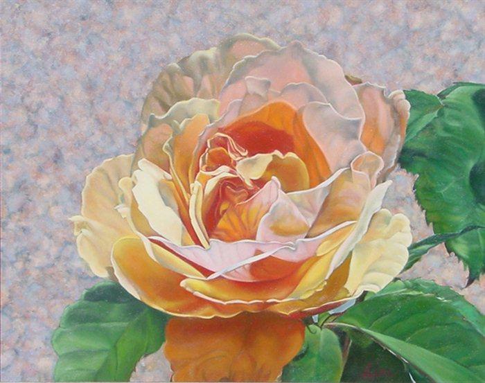 Les FLEURS  dans  L'ART - Page 20 Lori_b10