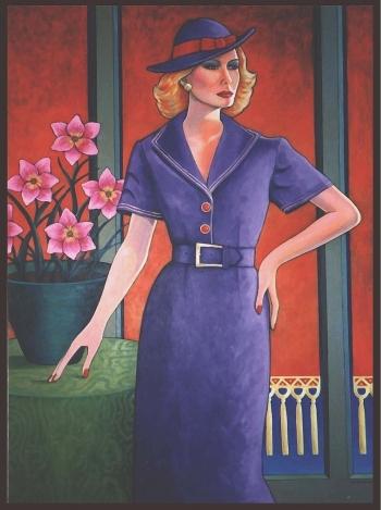 La  FEMME  dans  l' ART - Page 21 Moerma10