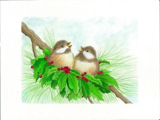 Bonne Jeudi Oiseau10
