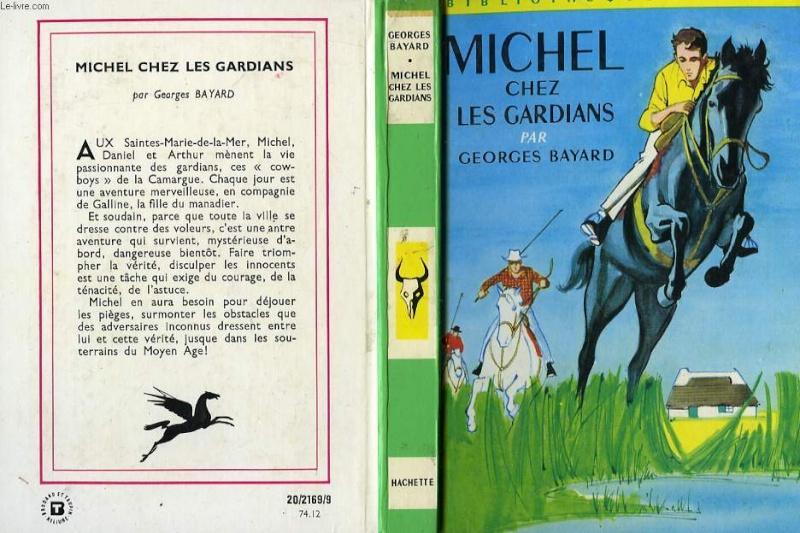 Les livres de la bibliothèque verte . - Page 12 Ro701013