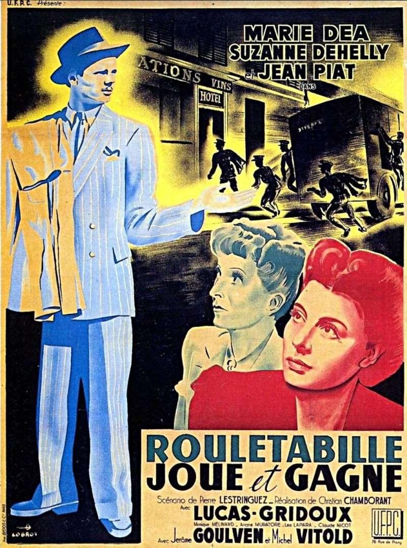 MARABOUT DES FILMS DE CINEMA  - Page 21 Roulet10