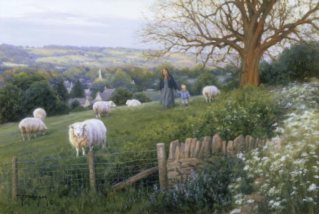 Les Saisons Sheep210