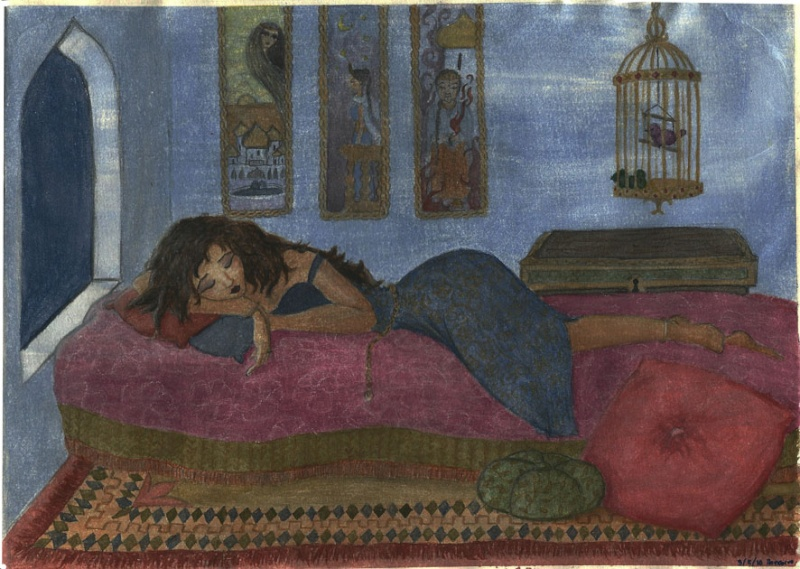 Bon Samedi Sleep186