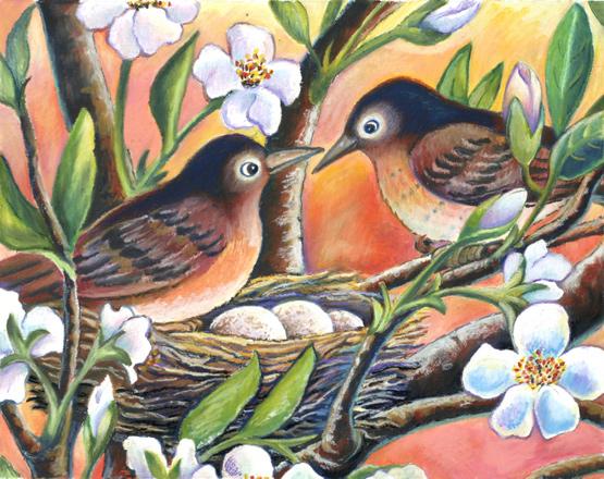 Les Saisons - Page 39 Spring10