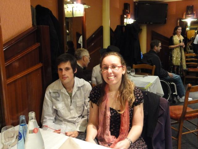 Karaoké au café de Paris le mardi 6 décembre 2011 Dsc01319