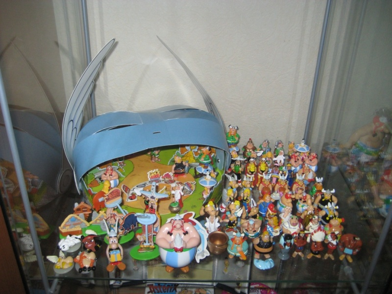 La Collection Asterix de Titice Img_5324