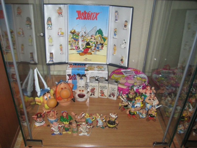 La Collection Asterix de Titice Img_5325