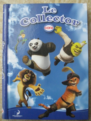 Collector Dreamworks à collectionner chez CORA Img_5418