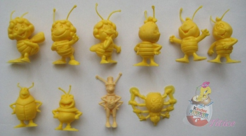 Figurines Maya l'Abeille Img_7118