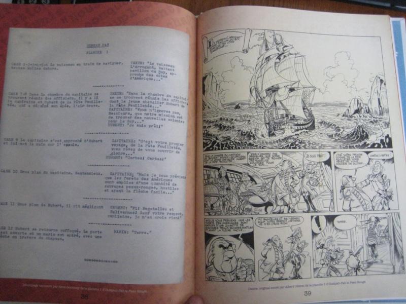 Un album d'Oumpah-Pah offert à l'achat de deux albums d'Astérix Img_7143