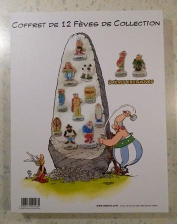Fèves Asterix chez les Bretons - 2012 P1000011