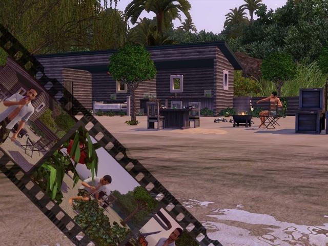 [Challenge sims 3] L'île Perdue - Page 5 Campen10