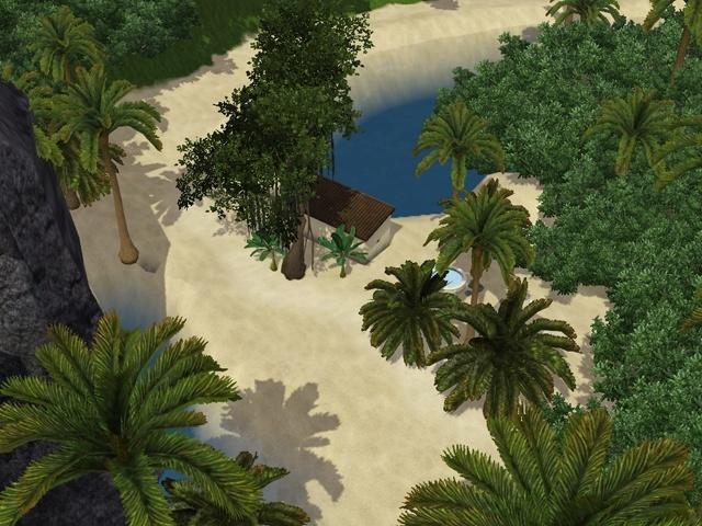 [Challenge sims 3] L'île Perdue - Page 4 Decouv11