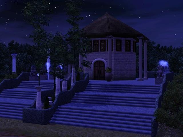 [Challenge] L'île Perdue - Page 6 Temple12