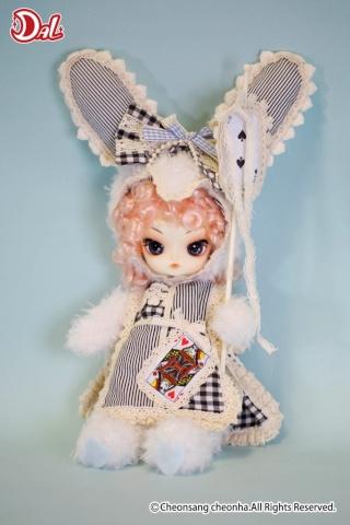 [Juilllet] Romantic white rabbit Dal_ro10