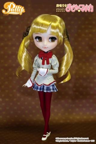 [Novembre] Pullip Tomoe Mami et Akemi Homura Pullip23