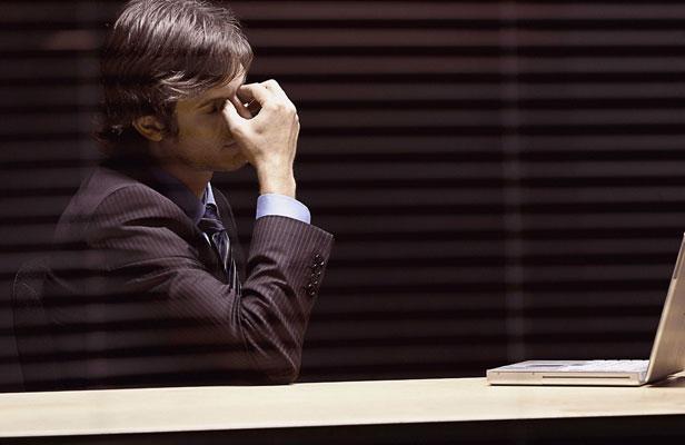 une étude montre qu'etre chef est plus stressant qu'etre dominé Articl12