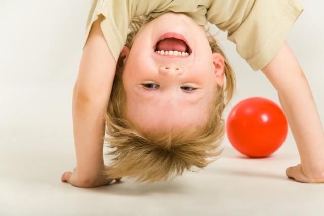 Colorants et hyperactivité des enfants Enfant16