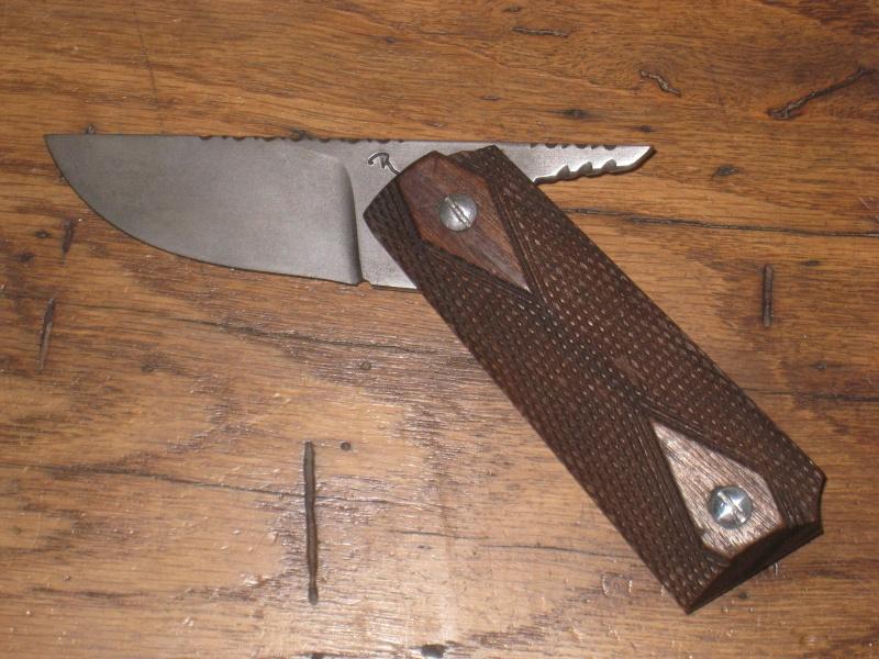 Mon couteau de poche: Le Onze. Img_1312