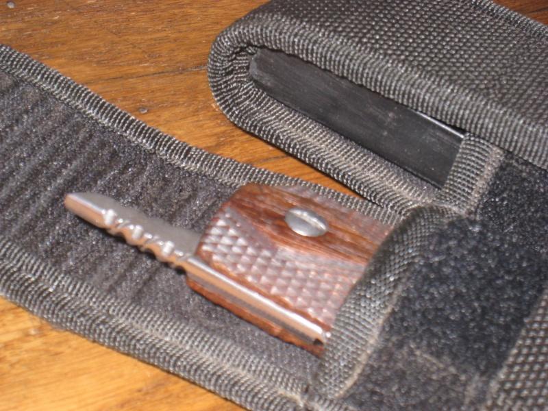 Mon couteau de poche: Le Onze. Img_1411