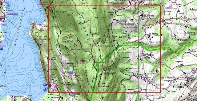Bas-Bugey, Chartreuse, Vif - retour au pays Passag10
