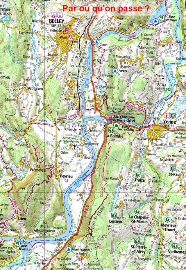 Bas-Bugey, Chartreuse, Vif - retour au pays Rhane_10