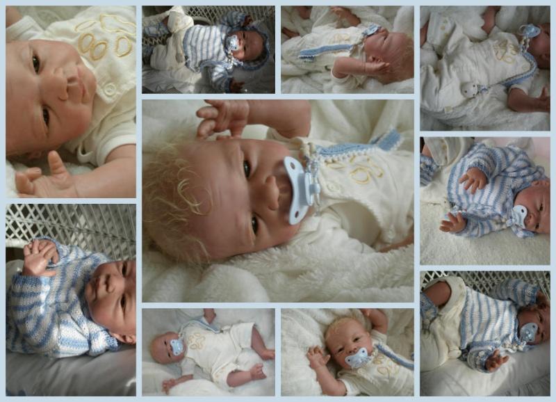 collagen von meinen babys Collag13