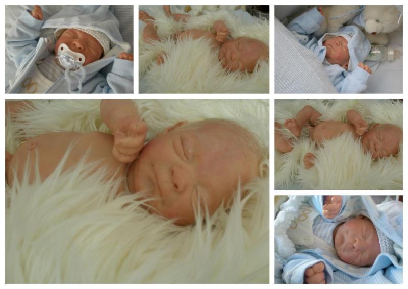 collagen von meinen babys Collag17