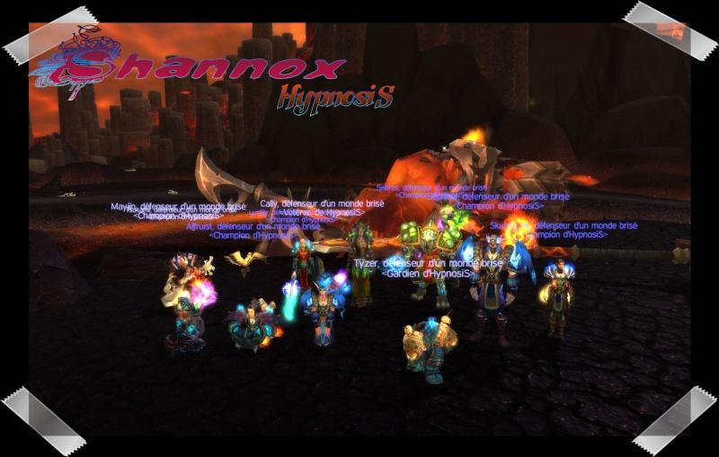 créer un forum : HypnosiS Uldaman - Portail Shanno11