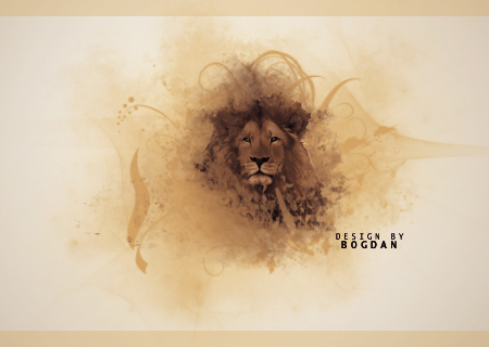 Creatii Grafice - Bogdan - Pagina 2 Lion_a10