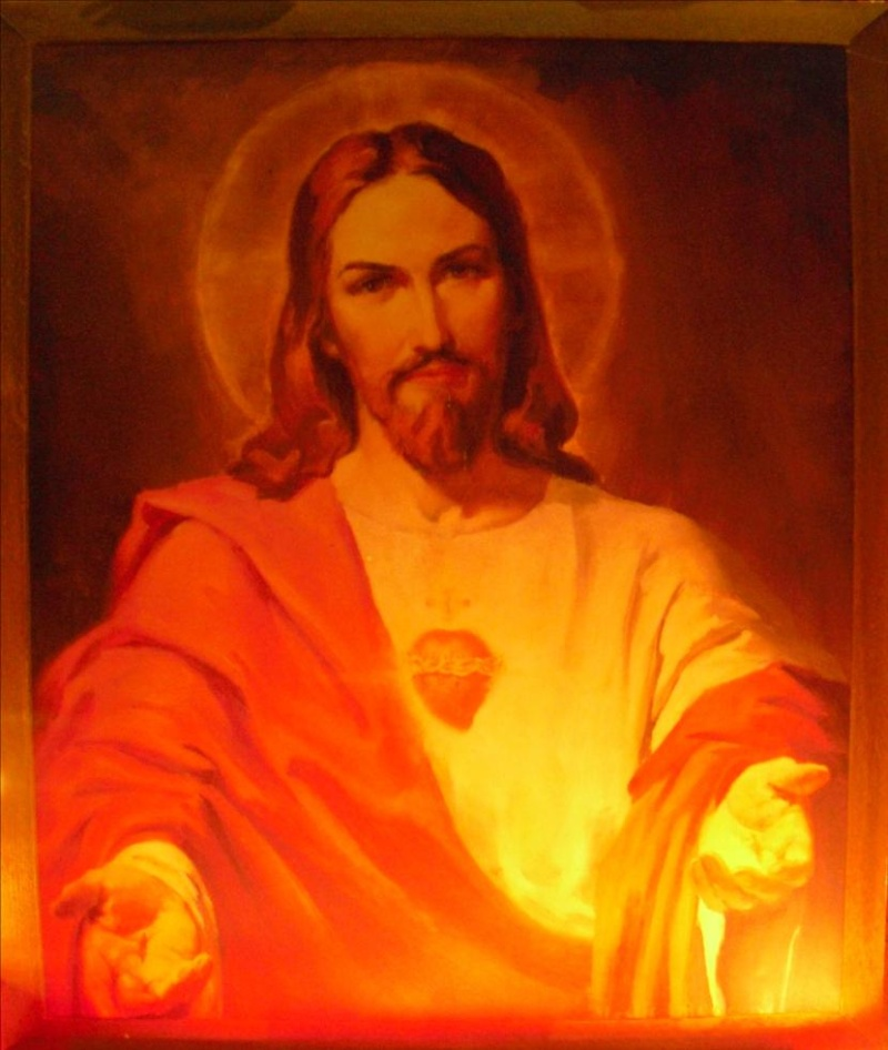 Juin - le mois de dévotion au Sacré Coeur de Jésus 17leco10