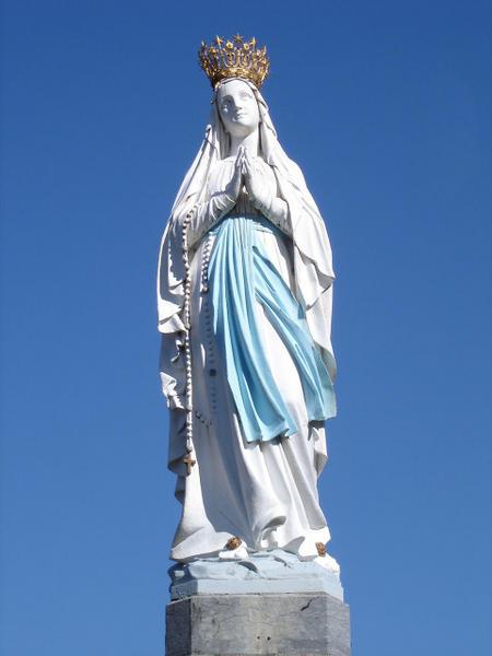 8 décembre - Solennité de l'Immaculée Conception de la Vierge Marie Lourde10