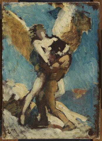 PEINTURE FRANCAISE: un mouvement, un peintre, une oeuvre - Page 3 Bonnat10