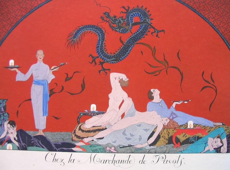 PEINTURE FRANCAISE: un mouvement, un peintre, une oeuvre George11