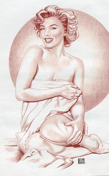Marilyn ...une étoile ne meurt jamais ... Img02410