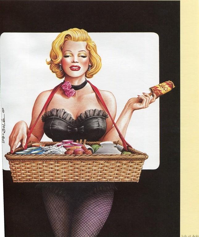 Marilyn ...une étoile ne meurt jamais ... Img02510
