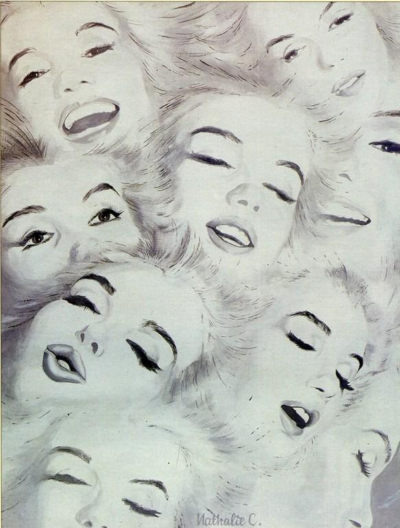 Marilyn ...une étoile ne meurt jamais ... Img05111