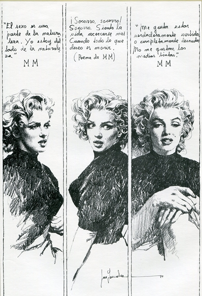 Marilyn ...une étoile ne meurt jamais ... Img05410