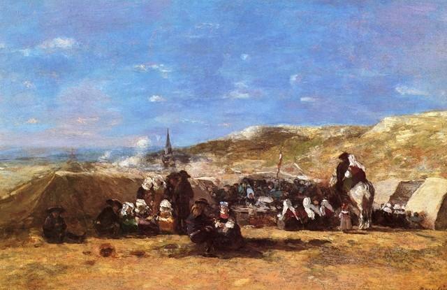 PEINTURE FRANCAISE: un mouvement, un peintre, une oeuvre Img15410